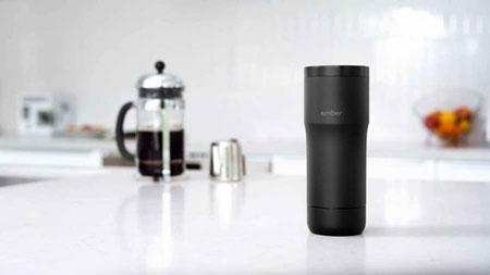 لیوانهای هوشمند با قابلیت حفظ مواد غذایی