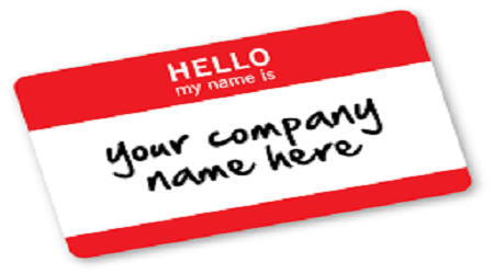Putting a good Name in Your Business