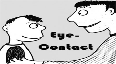 Why it's so hard to maintain eye contact in conversation