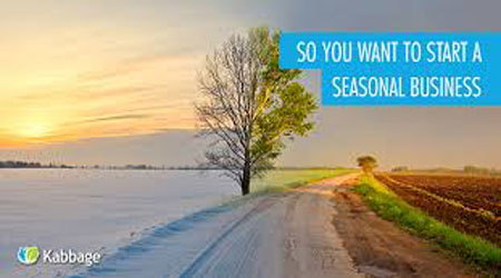 Seasonal Business Ideas and Opportunities
